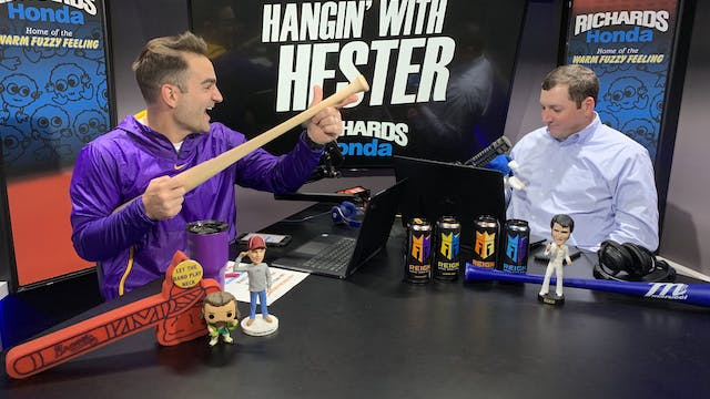 Hangin' with Hester - November 21, 2019