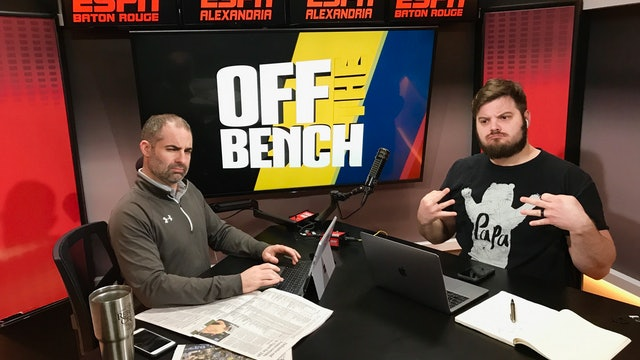 Off The Bench - February 4, 2019