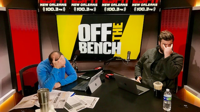 Off The Bench - February 19, 2019