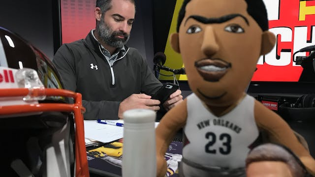 Off The Bench - October 29, 2018