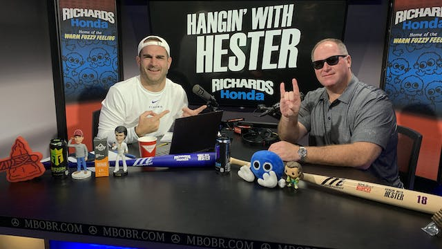 Hangin' with Hester - September 9, 2019