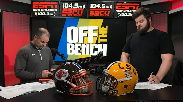Off The Bench - March 22, 2019