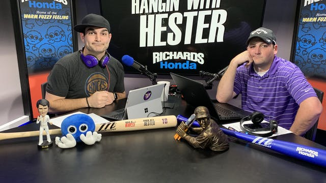 Hangin' with Hester - March 12, 2019