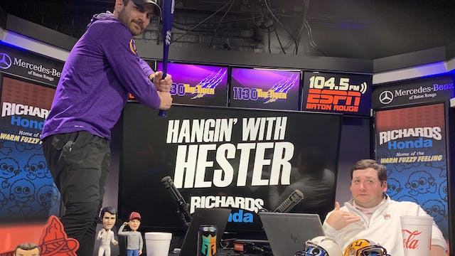 Hangin' with Hester | March 5, 2020