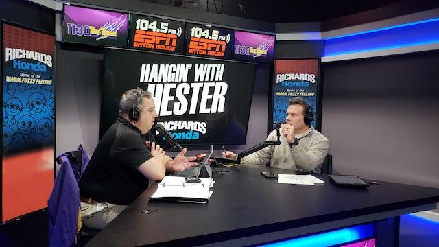 Hangin' with Hester - November 26 2018