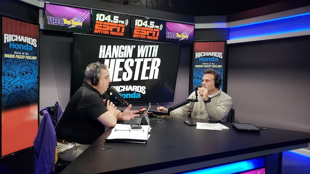 Hangin' with Hester - November 26 2018
