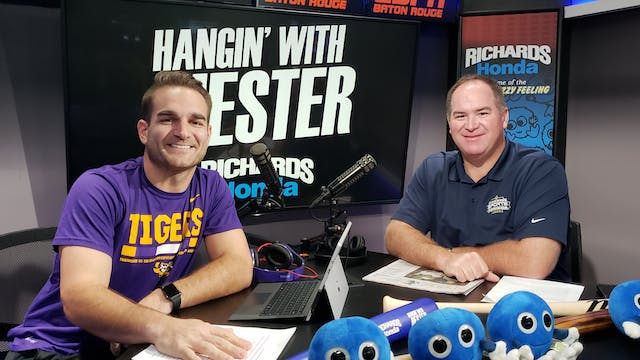 Hangin' with Hester - September 20 2018