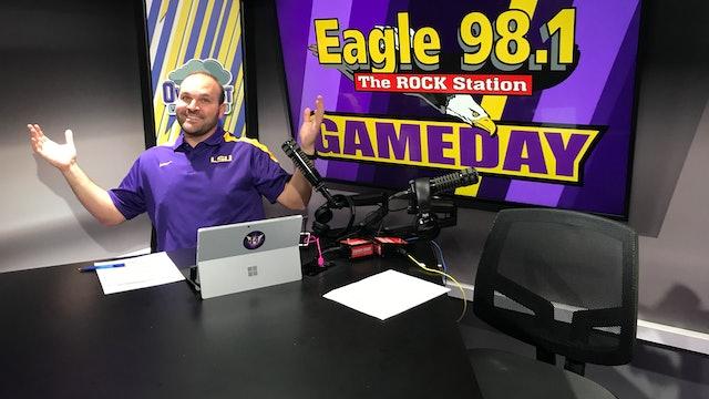 (10) LSU vs Rice Pre | Gameday & Scoreboard