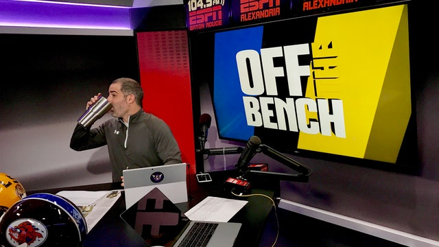 Off The Bench - April 5, 2019