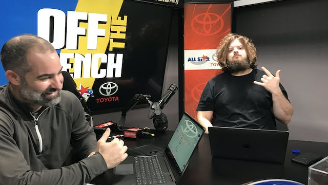 Off The Bench - January 16, 2020