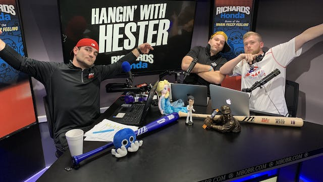 Hangin' with Hester - March 14, 2019