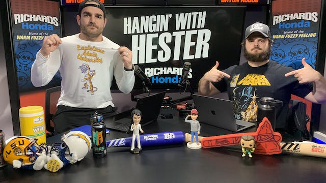 Hangin' with Hester | April 1, 2020