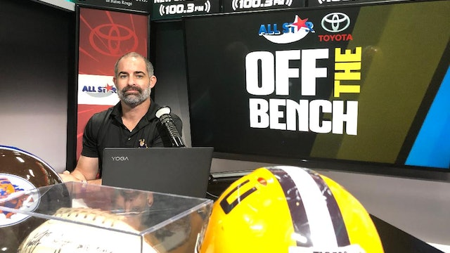 Off The Bench | June 18, 2020