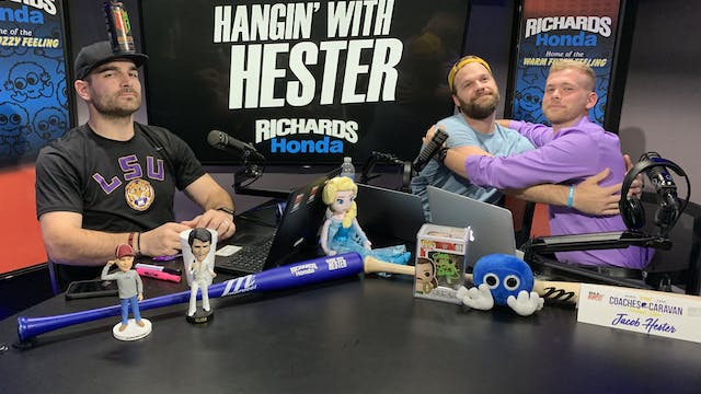 Hangin' with Hester - May 23, 2019
