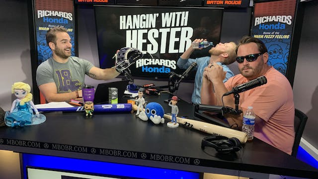 Hangin' with Hester - July 31, 2019