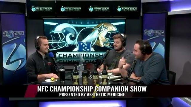 NFC Championship Companion Show - Jan...