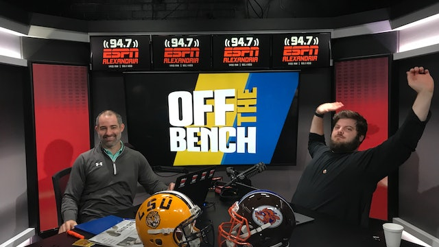 Off The Bench - March 26, 2019