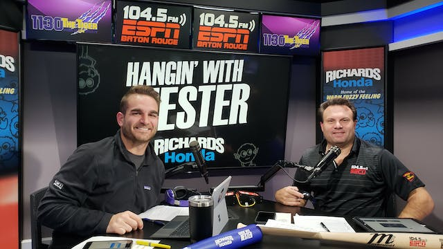 Hangin' with Hester - November 12 2018