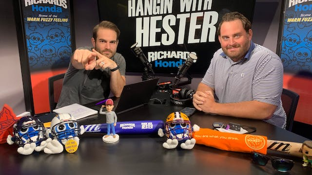 Hangin' with Hester | June 22, 2020