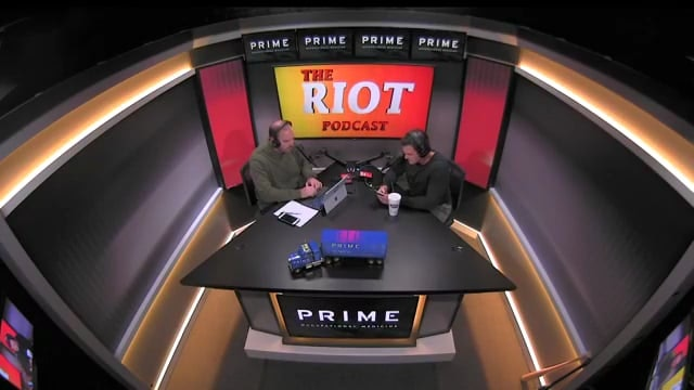 The Riot Podcast - November 27, 2018