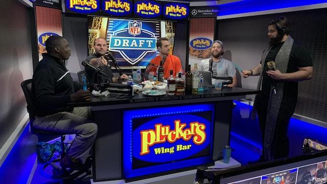 2019 NFL Draft Companion Show - April 25, 2019