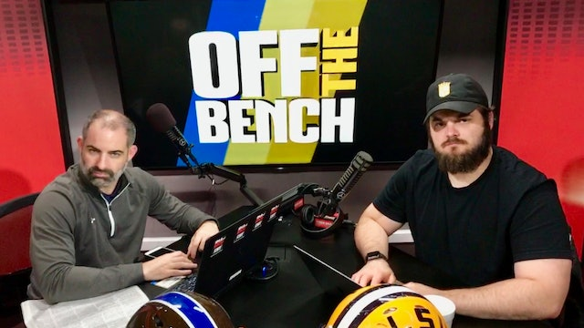 Off The Bench - April 17, 2019