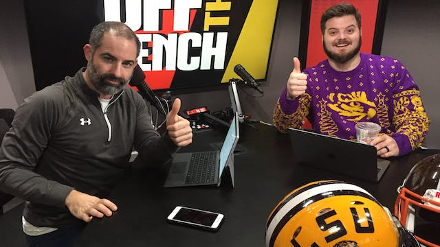 Off The Bench - December 14, 2018