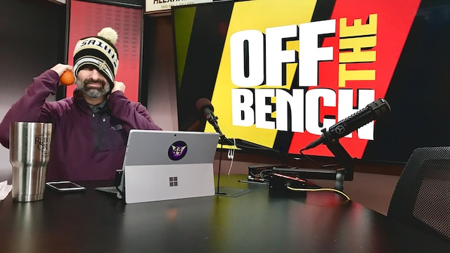 Off The Bench - January 24, 2019