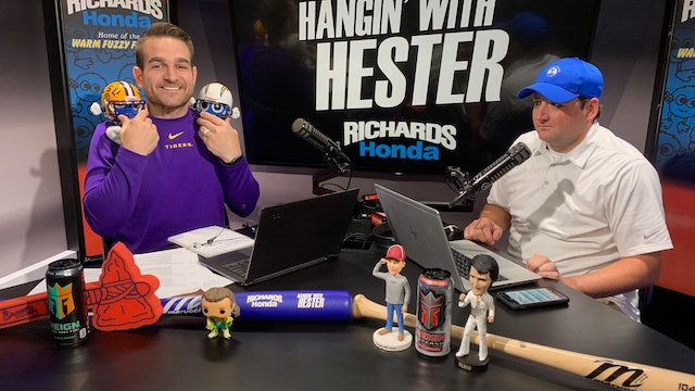Hangin' with Hester | May 13, 2020