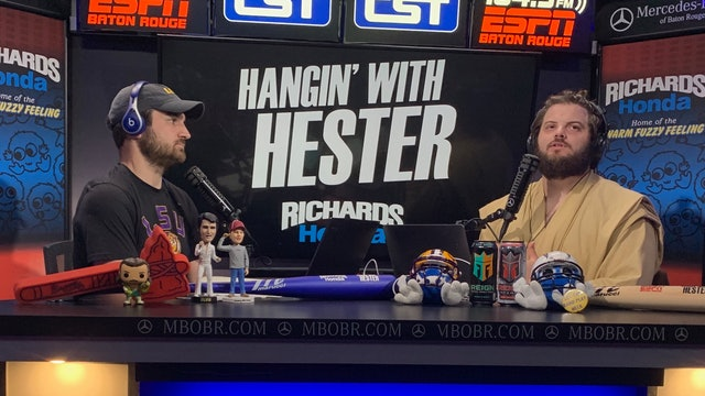 Hangin' with Hester | May 4, 2020