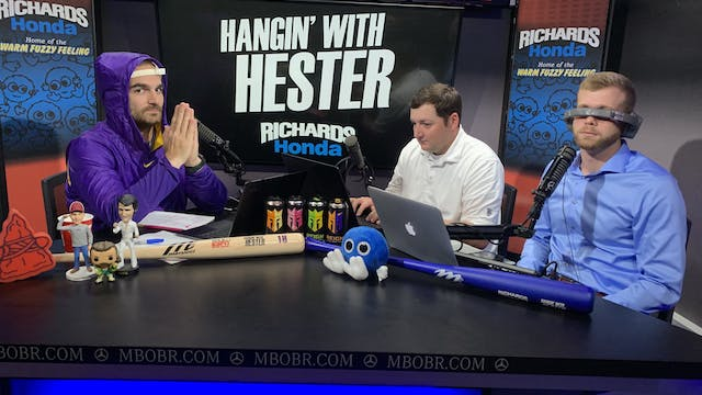 Hangin' with Hester - October 16, 2019