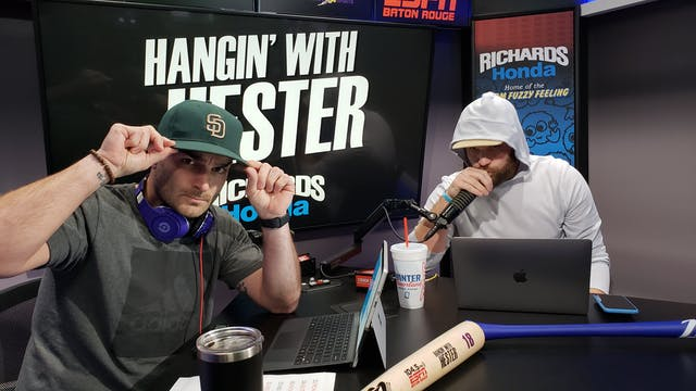 Hangin' with Hester - January 3, 2019