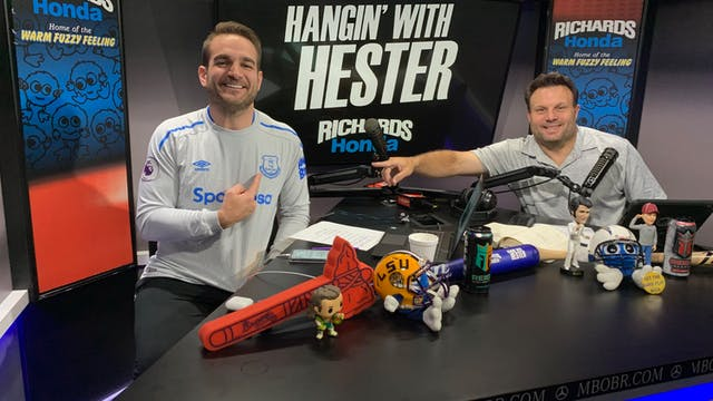 Hangin' with Hester | May 15, 2020