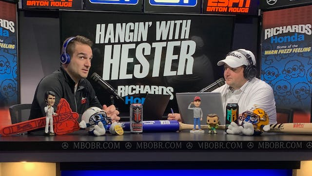 Hangin' with Hester | May 5, 2020