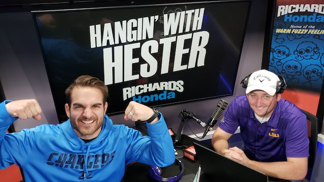 Hangin' with Hester - December 12 2018
