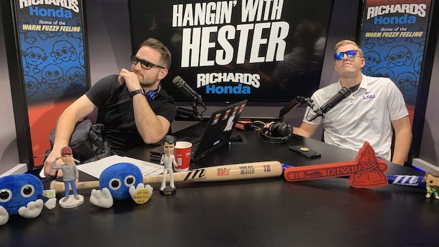 Hangin' with Hester | January 10, 2020