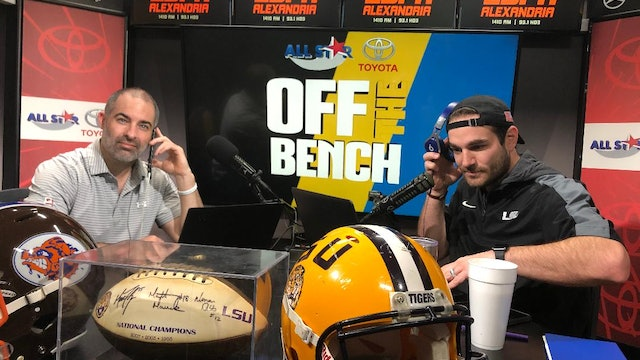 Off The Bench | April 24, 2020