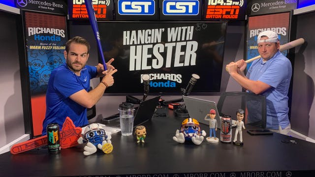 Hangin' with Hester | May 28, 2020