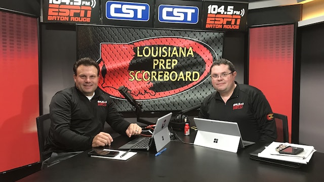 Louisiana Prep Scoreboard - Week 7