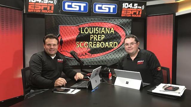 Week 7 - Louisiana Prep Scoreboard