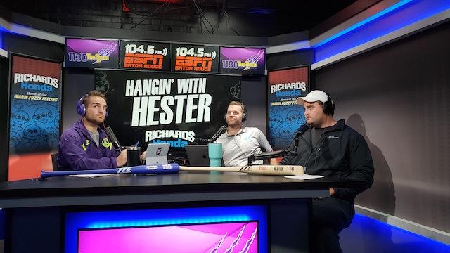 Hangin' with Hester - November 13 2018
