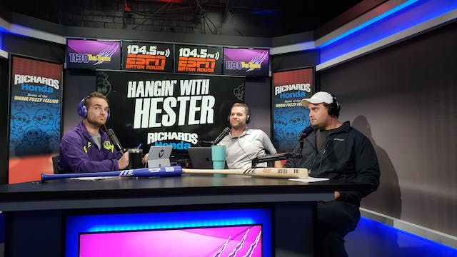 Hangin' with Hester - November 13 2018