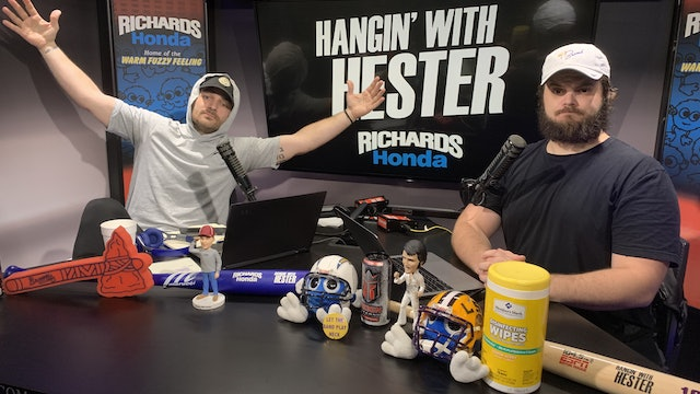 Hangin' with Hester | March 30, 2020