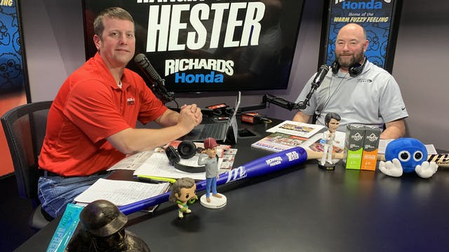 Hangin' with Hester - July 15, 2019