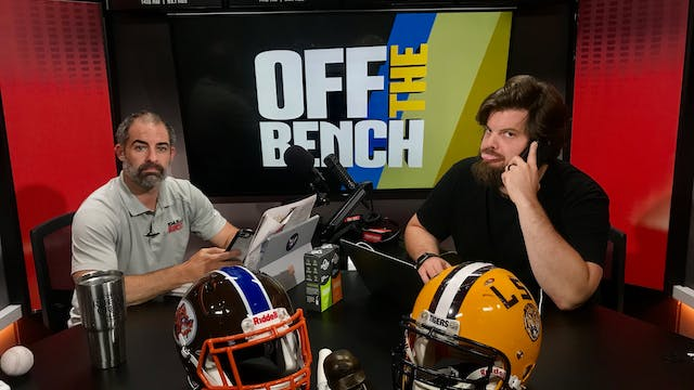 Off The Bench - June 18, 2019