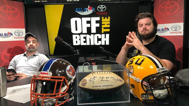Off The Bench | May 1, 2020
