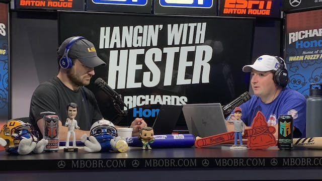 Hangin' with Hester | April 30, 2020