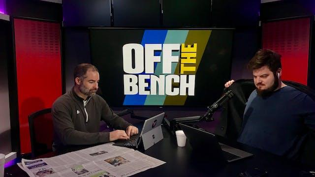 Off The Bench - January 9, 2019
