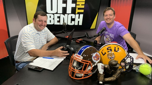 Off The Bench - July 19, 2019
