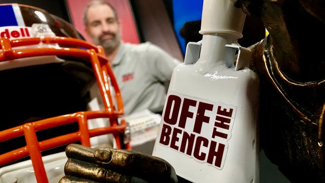Off The Bench - March 19, 2020
